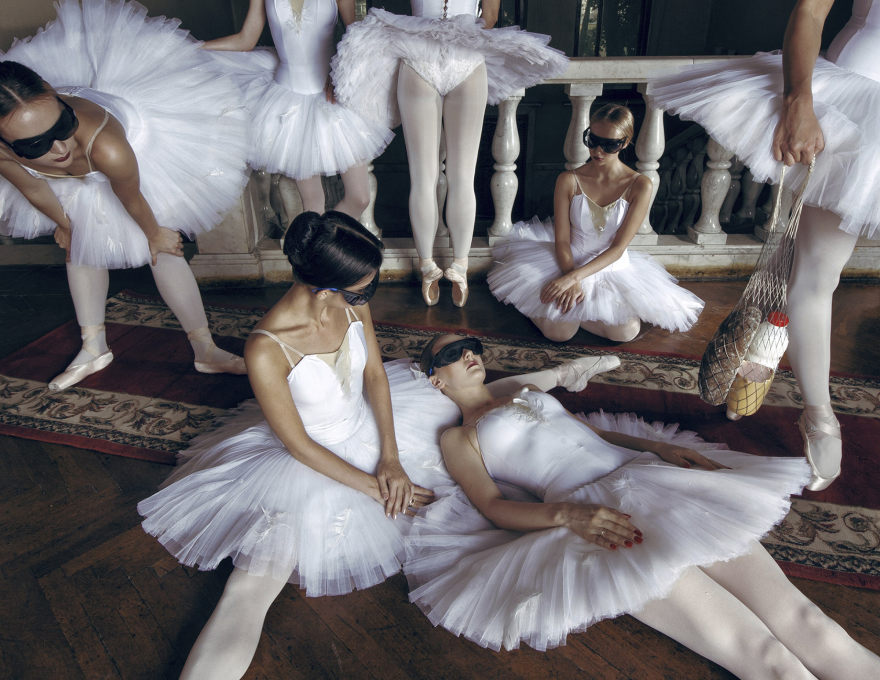 Theatre. Ballet. Sausage – London